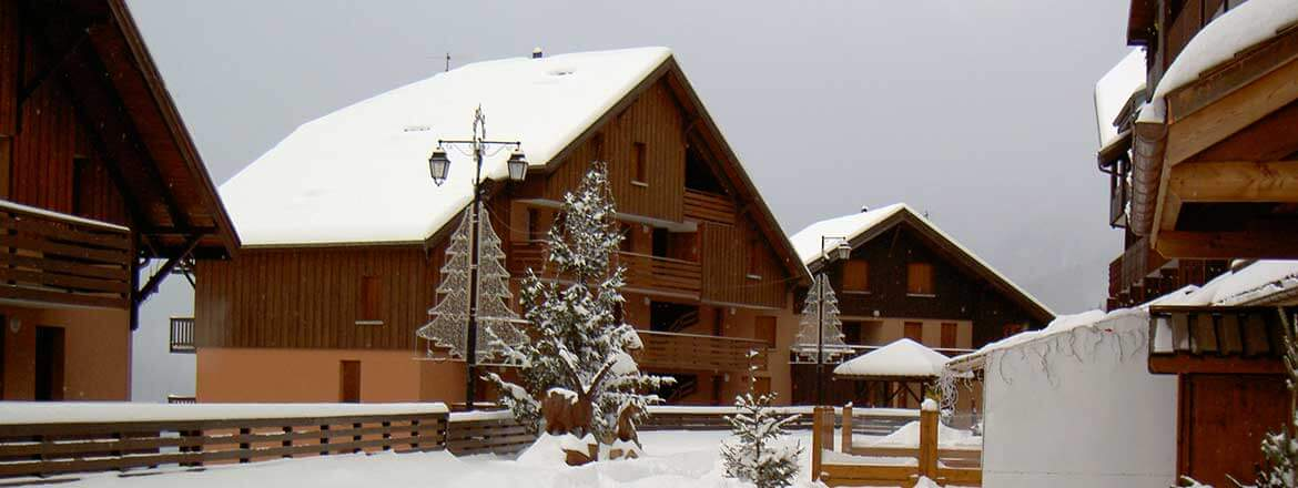 The Ski Vaujany Apartment